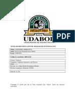 Auditoria Operativa -Trabajo Final