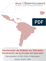 Declaração de Salvador