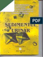 Carte Sedimentul Urinar