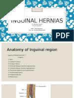 CSS Inguinal Hernias