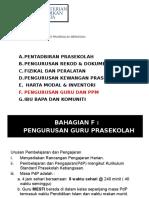 Dokumentasi Tadbir Urus Praasekolah