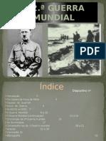 2ª Guerra Mundial 9º Ano
