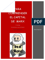 Para Comprender El Capital de Marx Presentacic3b3n y Seccic3b3n Primera3
