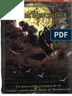 El Barón de Munchausen - Jdr (ES)