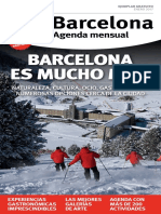 Agenda VisitBarcelona 0117 Es