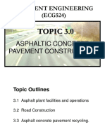 7. Asphalt Concrete Pavement Construction-Week 11-12