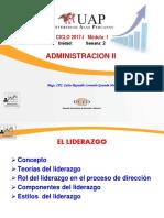 SEMANA 2A - EL LIDERAZGO.pdf