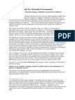 Notes Articles Used for Theoretical Framework