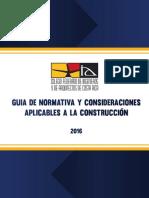 Guia Norma Tiva 2016