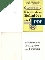 Entendendo as Religiões não Cristãs - Josh McDowell e Don Stewart.pdf