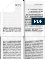 La historicidad de las categorías estética por Peter Bürger