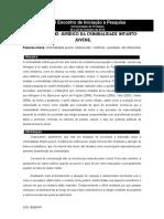Aspecto Socio-juridico Da Criminalidade Infanto-juvenil_CLAU