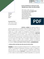 Omisión a La Asistencia Familiar Revocan Resolución Que Revocó La Suspensión de La Pena Legis.pe