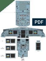 320 Cockpit Layout