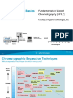 Basics Fundamentals of Liquid Chromatography HPLC