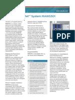 Estacion Meteorologica Automatica MAWS301