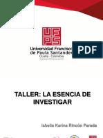 TALLER La Esencia de Investigar-fnal (1) (1)