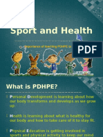 PDHPE PPT