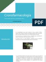 Cronofarmacología (presentación)