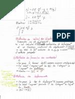 Méthodes de Calcul en Élasticité Linéaire