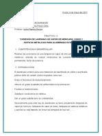 Practica Unidad 4 sistemas de iluminacion
