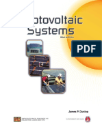 Photovoltaic System James Dunlop Cover and Contents Page