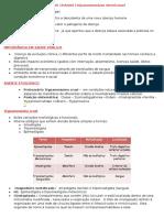 Doença de Chagas - Tripanossomíase Americana) Versão Final