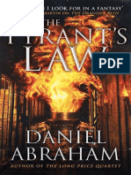 [English] Abraham, Daniel - The Dagger and the Coin 01 - The Tyrant's Law