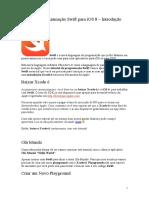 Tutorial de Programação Swift Para IOS 8