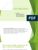 Norma ISO 690 David