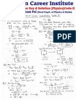 Neet Physics Solution