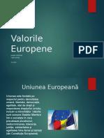 Valor i Le Europe Ne