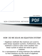 Presentacion Sistemas de Ecuaciones Lineales