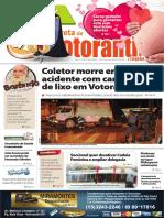 Gazeta de Votorantim, Edição 218