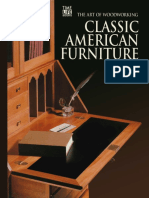 (Art of Woodworking 16) Time-Life Books-Classic American Furniture -Time Life Education (1995)