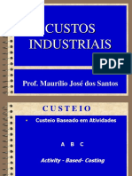 Custos Industriais . 02