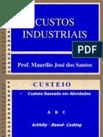 Custos Industriais . 02