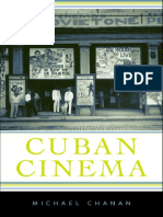 Livro Cinema Cubano