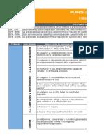 Plantilla de Diagnostico de Cumplimiento de La Clausula 5 de Liderazgo en ISO 90012015