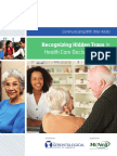 Recognizing Hidden Traps in Health Care Decision Making Gerontological Society of America