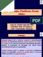 Definitie, Clasificare, Forme Clinice Ianuarie 2016.ppt