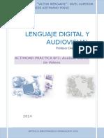 Lenguaje Digital y Audiovisual