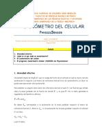 Acelerometro Celular Physicssensor
