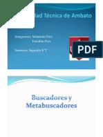 Buscadores y Metabuscadores - UTA