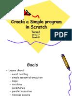 Scratcatch Programming
