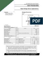 datasheetarchive 2SA1740.pdf