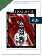 Cruz Diablo Nº 5.