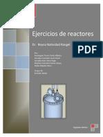 Problema Reactores