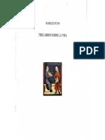 Ficino - Tres Libros Sobre La Vida