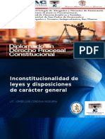 Inconstitucionalidad General